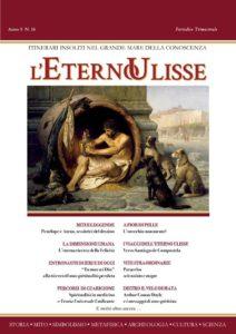 La copertina dell'ultimo numero de l'Eterno Ulisse