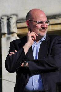 Giacomo Vescovini, dirigente scolastico della prima scuola certificata Passivhaus dell'Emilia-Romagna