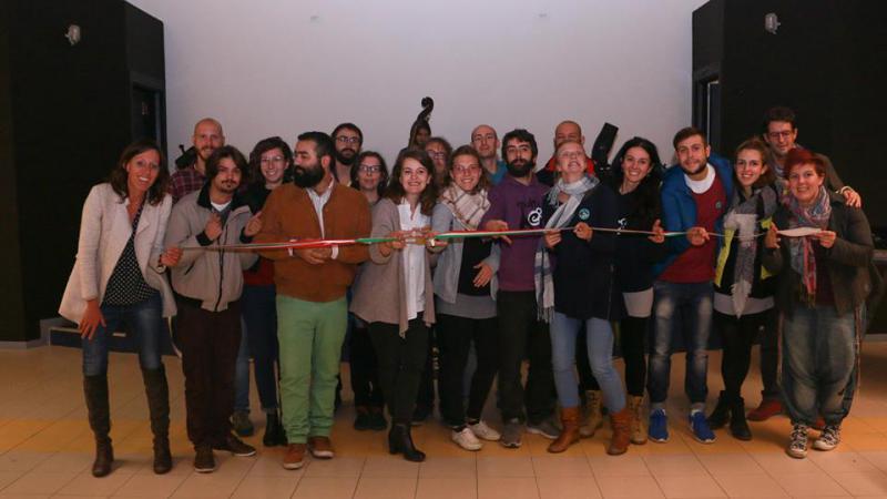 Inaugurazione Centro.  Autore: Centro giovanile Chieri