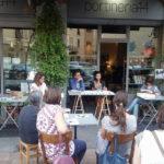 Tre amiche aprono un bar portineria a Milano. Ed è subito casa