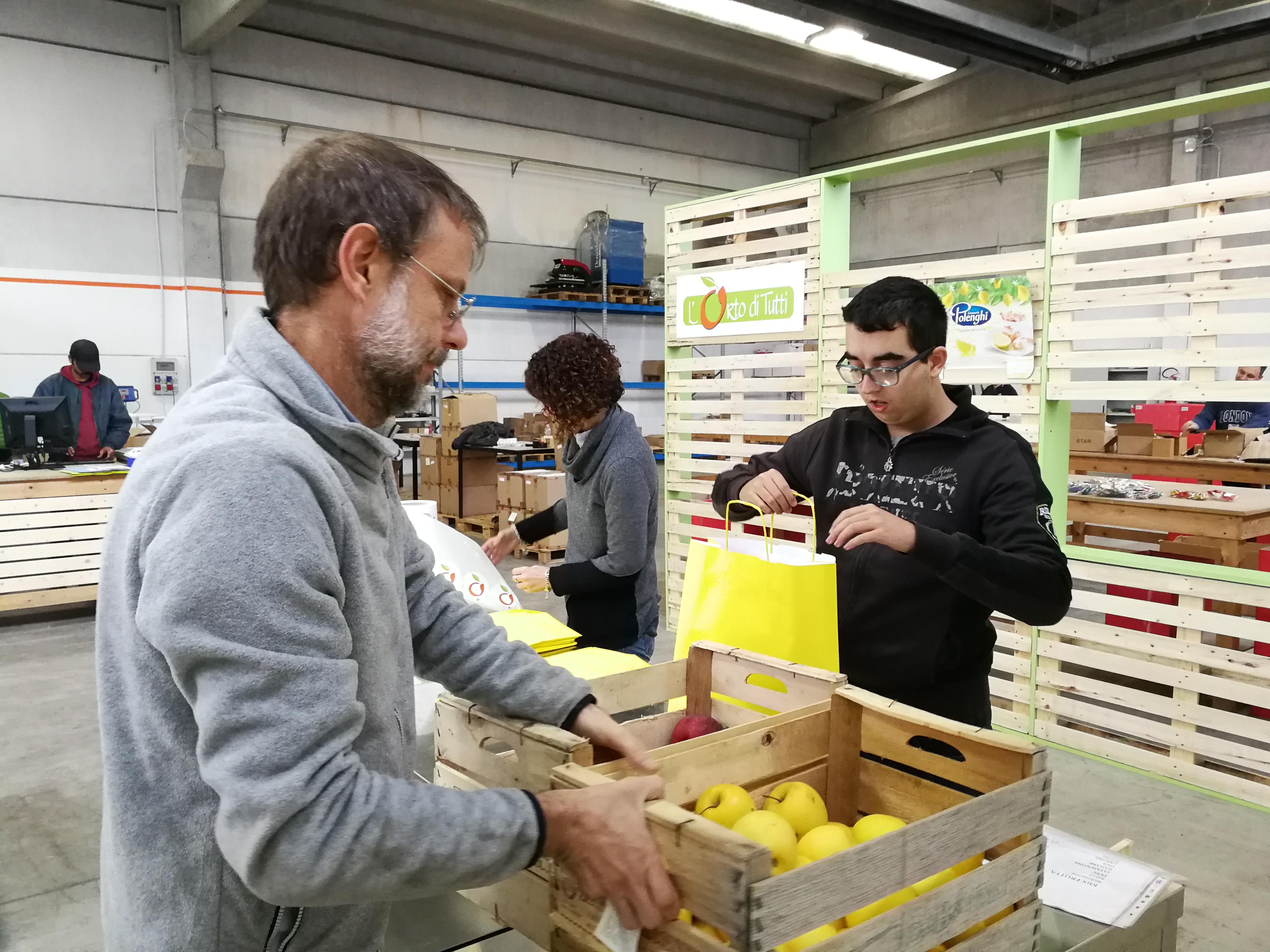 """Il progetto """"Orto di tutti"""" a Lodi"""