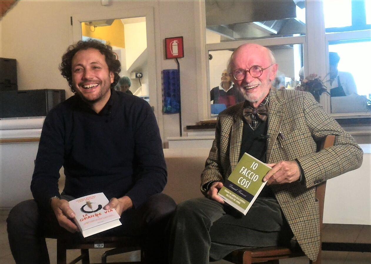 Daniel Tarozzi e Franco Berrino