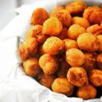 Ricette #10 – Ceci croccanti e speziati al forno