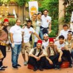 Hummustown: a Roma il catering che crea lavoro per i rifugiati siriani