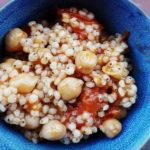 Ricette #13 – Sorgo con pomodorini e ceci