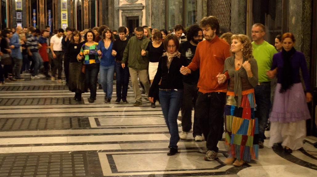 Mazurka Klandestina a Torino