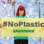 """La """"plastic free week"""" di Greenpeace, eventi anche a Torino"""