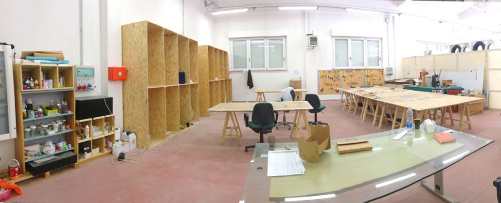 Il laboratorio di ecodesign