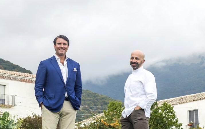 Lorenzo Miraglia e Niko Romito (Foto di Francesco Fioramonti)