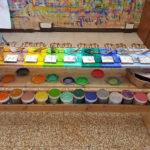 Closlieu, l'atelier di pittura dove l'arte è libertà