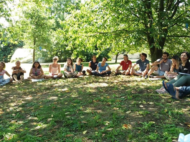 Praticare il futuro in una Cascina alle porte di Milano