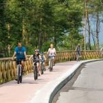 La Greenway: una pista ciclabile nel cuore della montagna bresciana