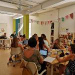 Roma sfratta il coworking per mamme con spazio per i bimbi