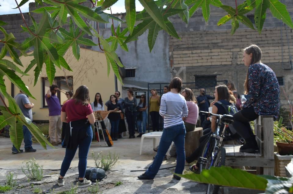 FIERi, la Fabbrica Interculturale Ecosostenibile del Riuso nel centro di Catania