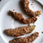Ricette #24 – Stick croccanti di avocado al forno