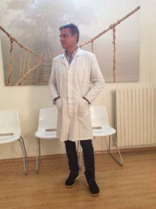 Il dott. Luca Speciani, medico e agronomo, ideatore della Medicina di Segnale
