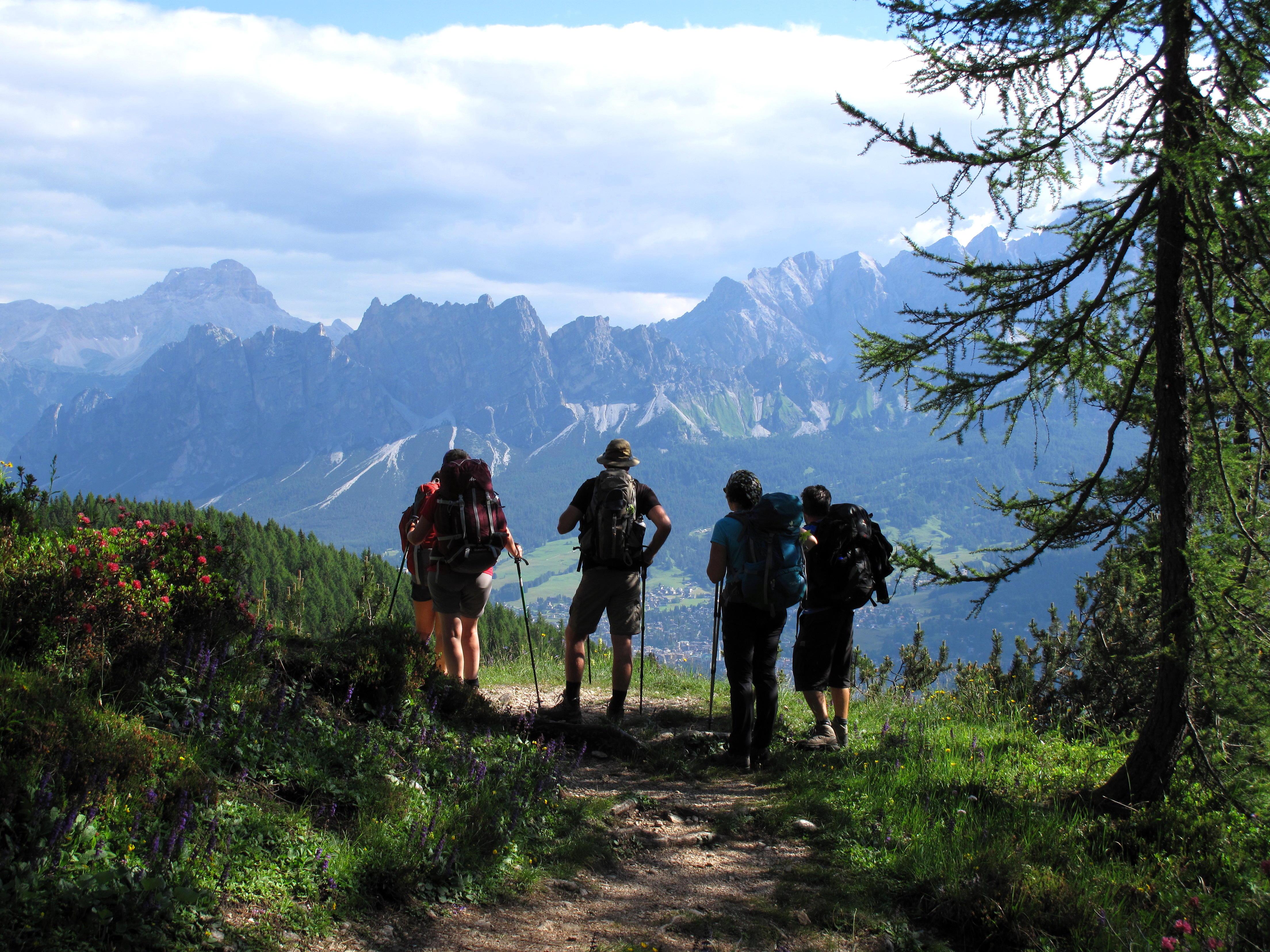 Paesaggio-Dolomiti