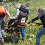 Trekking con disabili: insieme si può!