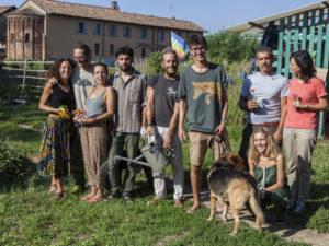 Cascinet- Cascina Sant'Ambrogio Milano_Giardini condividsi-credits-Carlo Prevosti