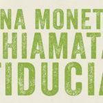 Una Moneta chiamata Fiducia: esce il libro su Sardex e le nuove economie!
