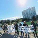 """Extinction Rebellion: """"Rivendichiamo la giustizia climatica ed ecologica"""""""