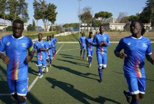 LiberiNantes: la squadra di migranti gioca il suo primo campionato in classifica