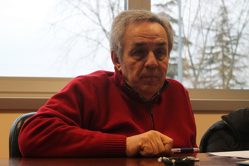 Enrico Loccioni. Foto di Elisa Cutuli