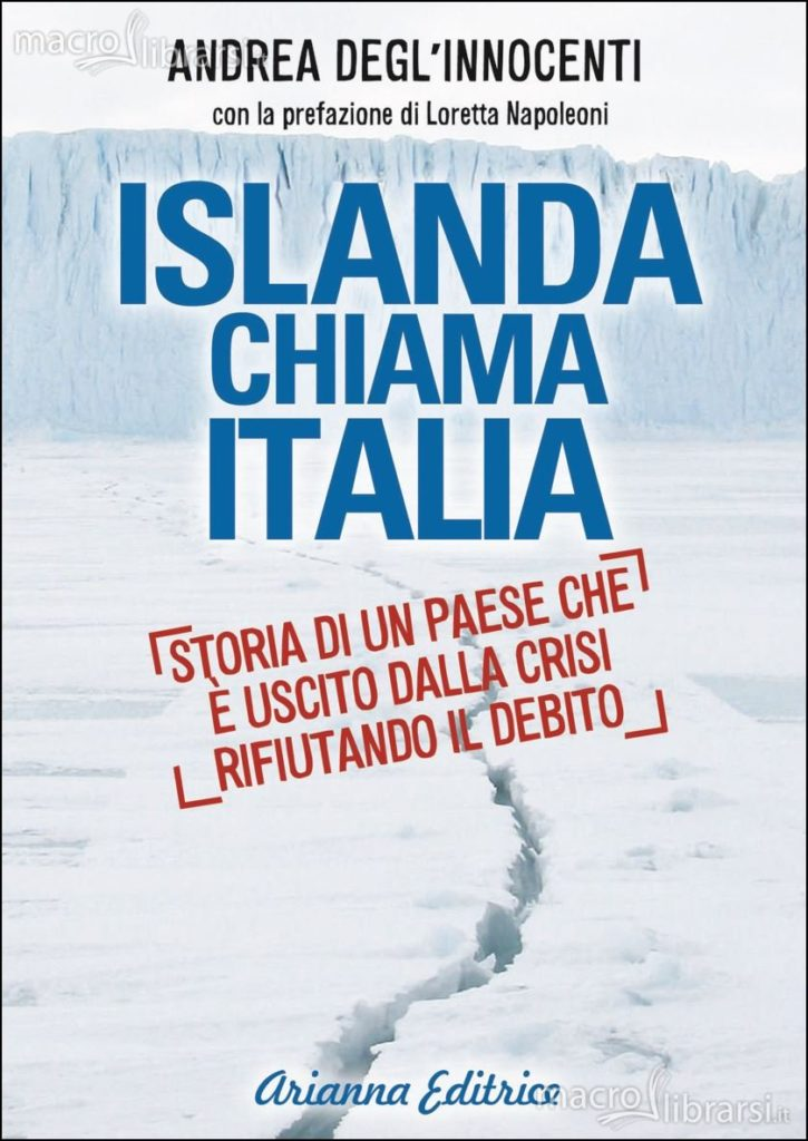 islanda chiama italia libro 68625
