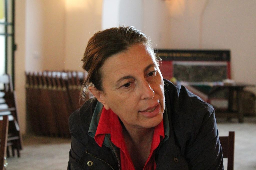 L'imprenditrice sarda Daniela Ducato, pluripremiata per il suo impegno ambientale e leader nel campo dell'innovazione sostenibile