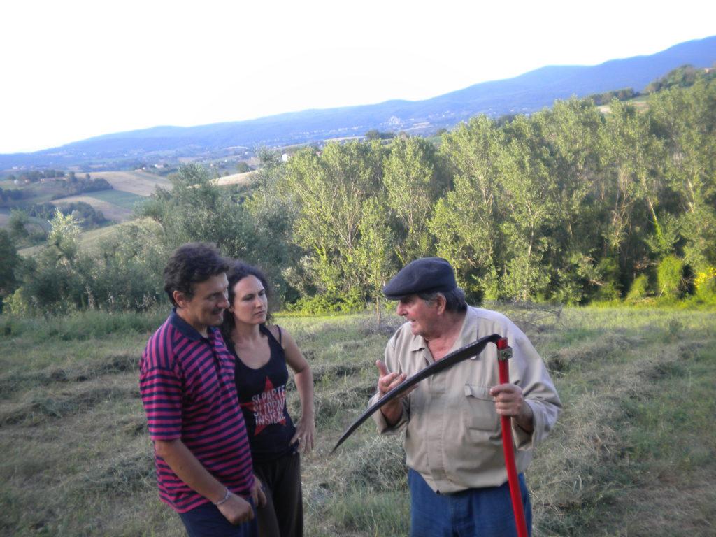 Generazioni a confronto. Lucio Graziano, Giulia Tripoti e Claudio Tondinelli (1)