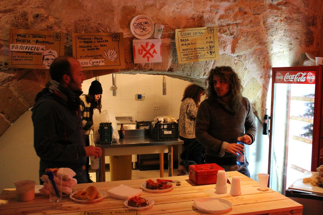 Cucina Fàtu, tema della serata: canapa