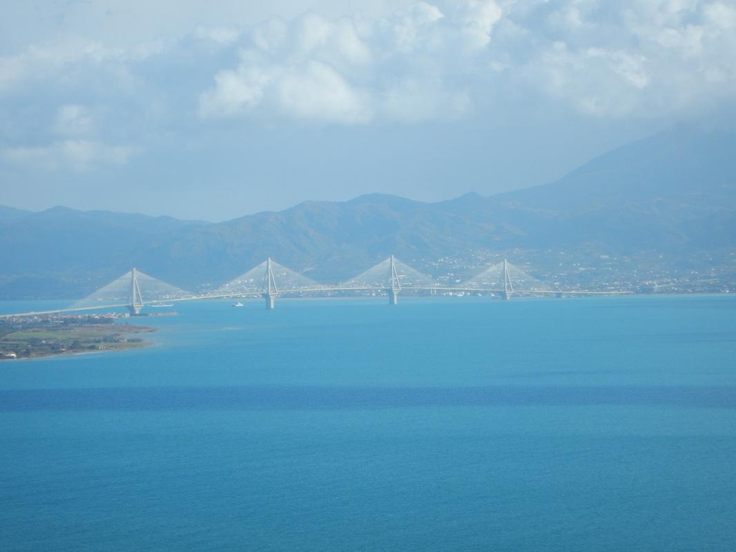 Il ponte di Rio-Antirio
