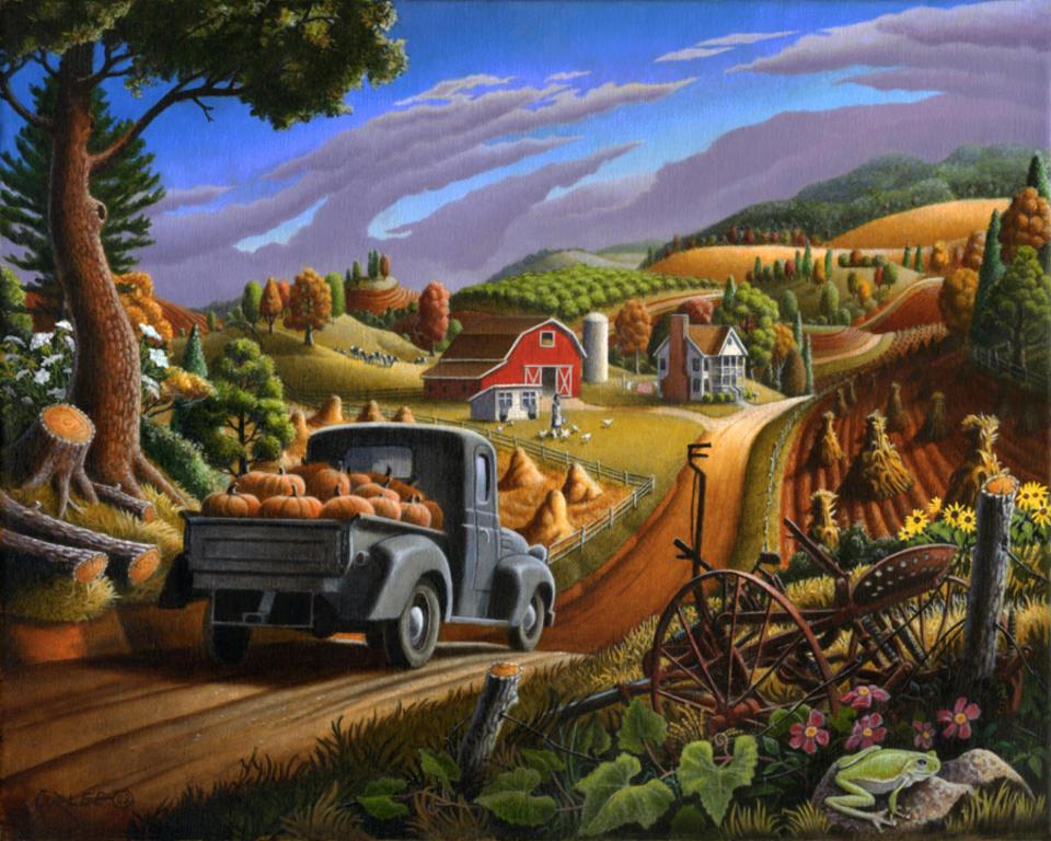 farm-painting