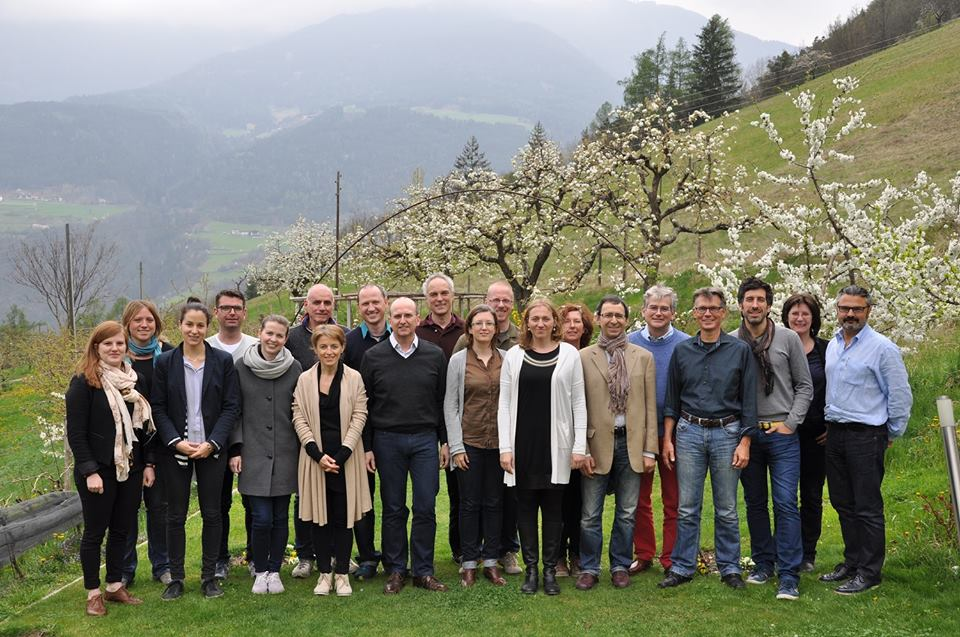 Il team di Terra Institute