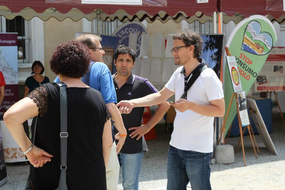 Marco Boschini al Festival della Lentezza