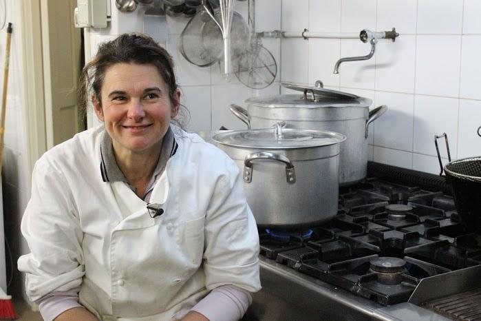 Paola Benassi, Presidente di Donne in Campo, Agricoltrice e  cuoca