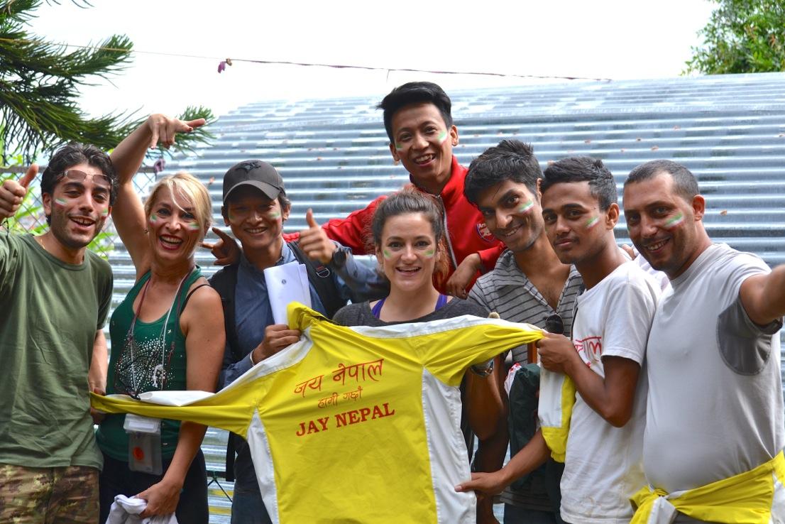Jay Nepal italiani