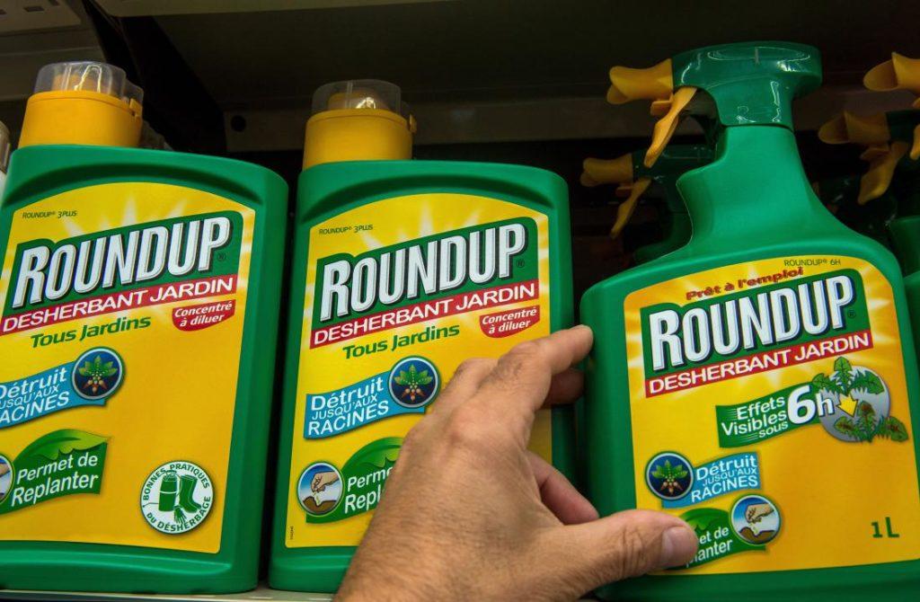 roundup monsanto glysophate pesticide