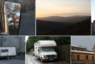 Viaggio in camper nell'Italia che…cambia!