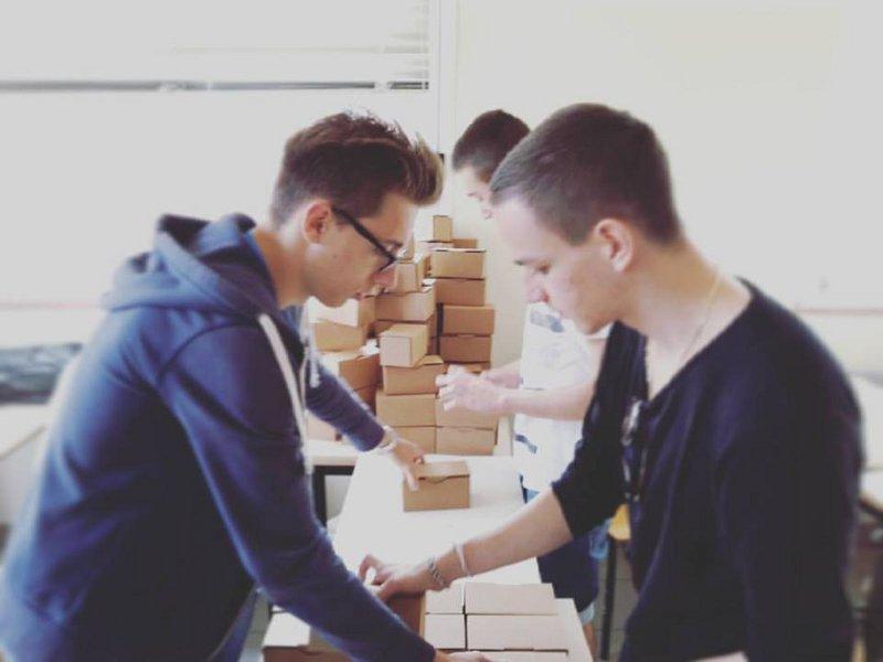 A trionfare sono stati gli studenti del Liceo Galileo Galilei di Caravaggio (BG), vincitori del premio Migliore Impresa Green Jobs, con la mini-impresa N4TURE