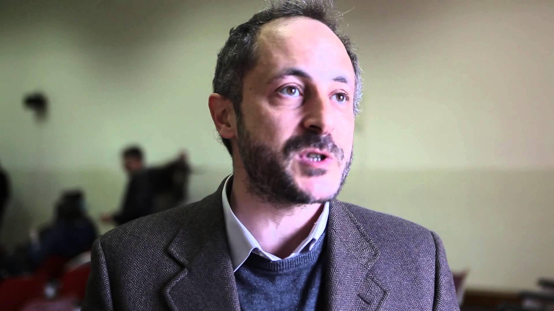 Andrea Baranes, presidente della Fondazione Culturale Responsabilità Etica e tra i fondatori della piattaforma web Zoes