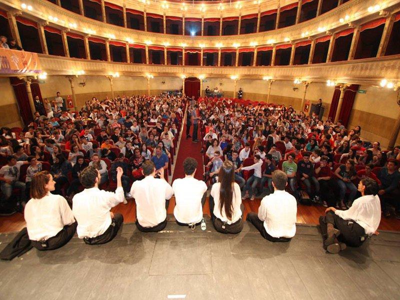 """""""Dieci storie proprio così"""" al Teatro Biondo di Palermo"""