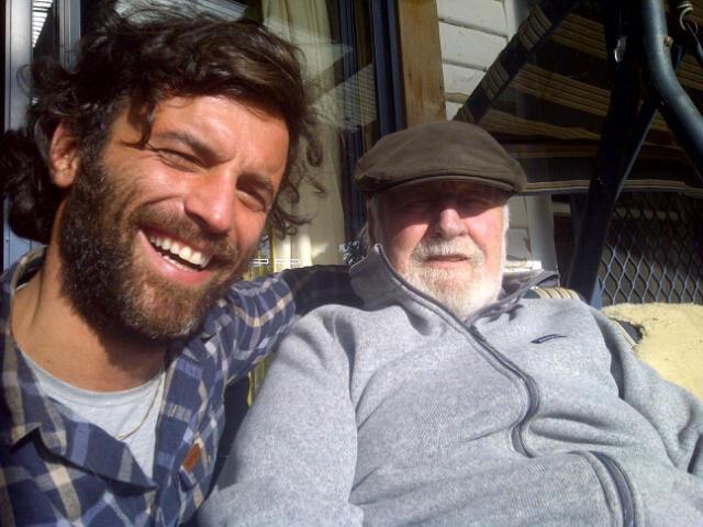 Ignazio Schettini e Bill Mollison