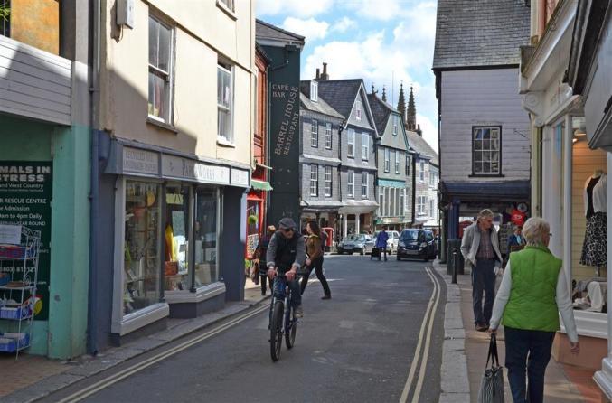 High Street, Totnes