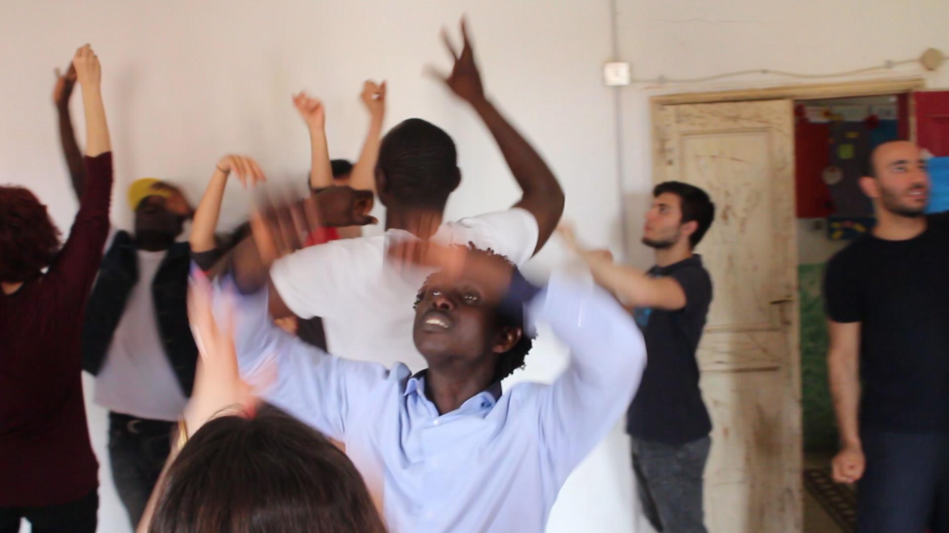 Danza movimento