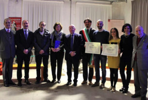 I vincitori del premio Nardi Berti
