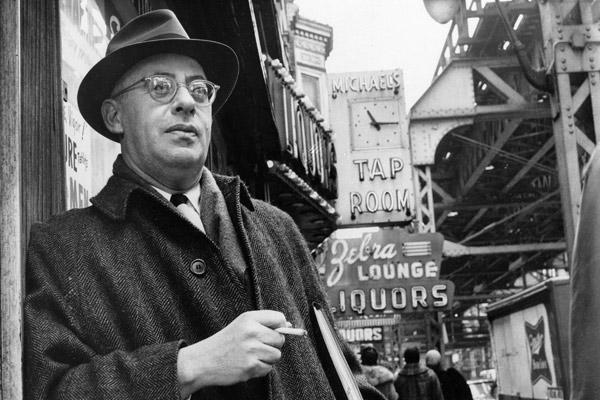 Il sociologo Saul Alinsky, considerato il padre del community organizing