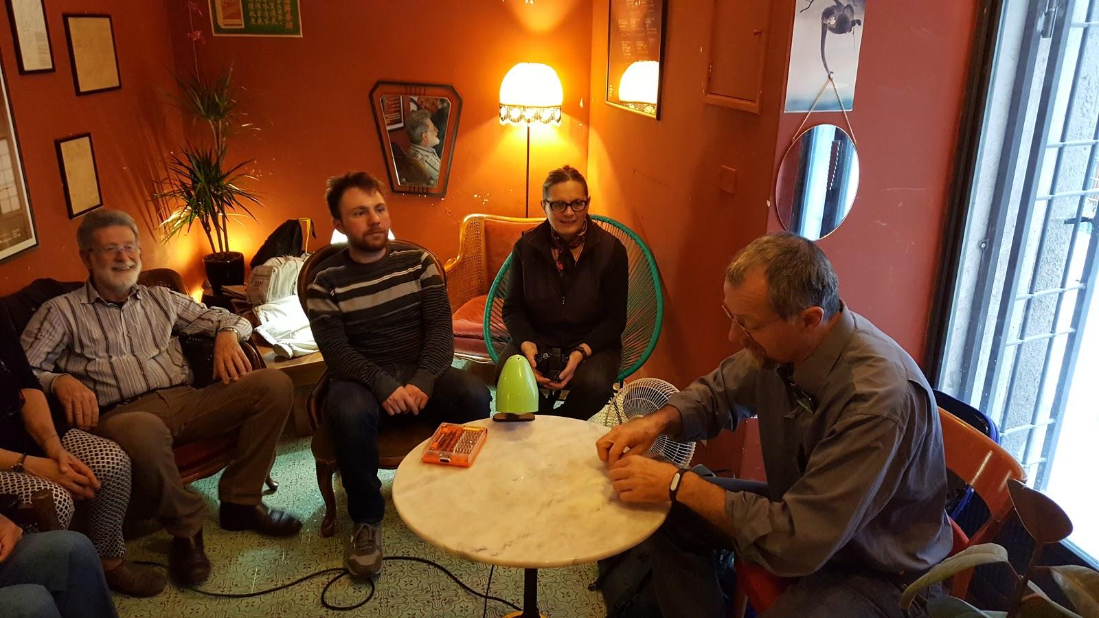 Il Repair Cafè al PostModernissimo di Perugia