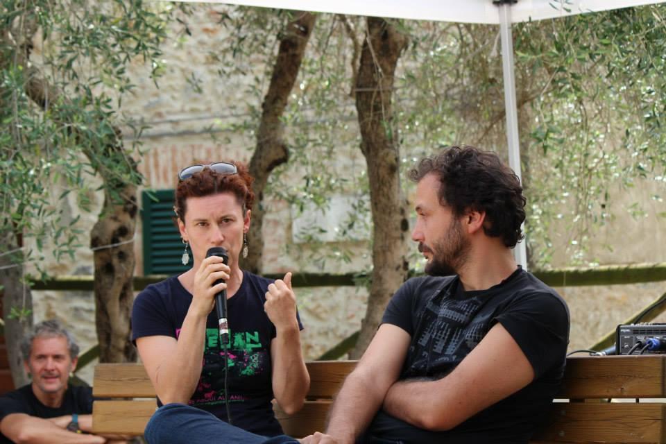 Stefania Rossini e Daniel Tarozzi