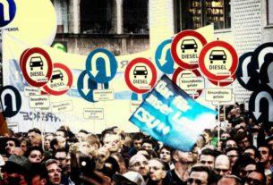 Torino, stop ai veicoli a diesel: l'appello di Greenpeace